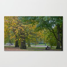Reading. Canvas Print