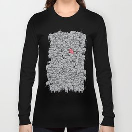 Stand Out & Be Herd Long Sleeve T-shirt
