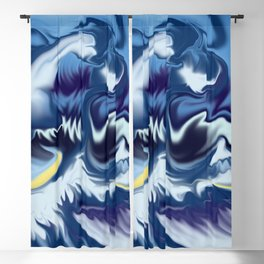 The Wave Blackout Curtain