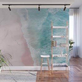 ocean walk Wall Mural