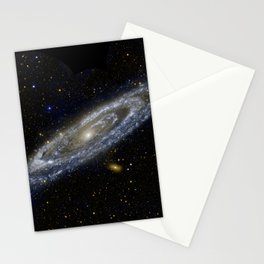 1444. Andromeda Galaxy Stationery Cards