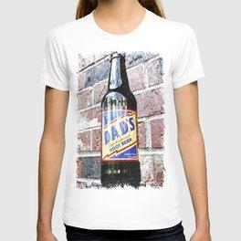 Retro root beer T-shirt