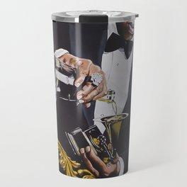 Jay-Z Black Opulence Travel Mug