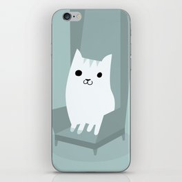 Gentleman Cat iPhone Skin