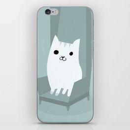 Gentleman Cat iPhone Skin