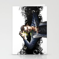 stiles Stationery Cards featuring Void Stiles by Hosio