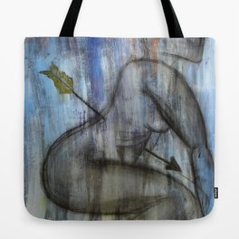 Arrow by Lilly Hibbs Tote Bag