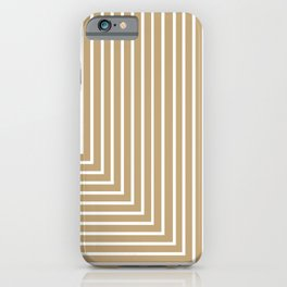 Lines & Circles iPhone Case