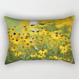 Wake Up Little Suzies Rectangular Pillow