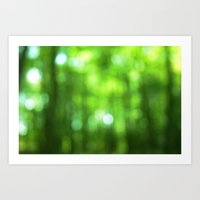 lime Art Prints featuring Lime  by 8daysOfTreasures