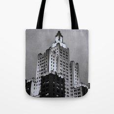 Dusk in Providence Tote Bag