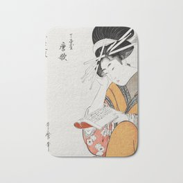 The Courtesan Karauta Bath Mat