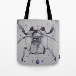 Scarabaeidae Tote Bag
