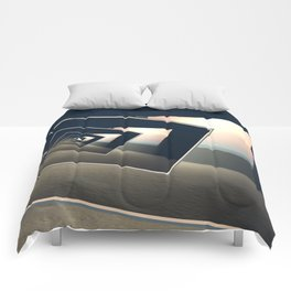 Surreal Windows Comforters