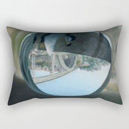 Tiro – Um Homem Que Consegue Mudar 3 Rectangular Pillow