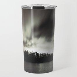 Light Polluted Lake Travel Mug