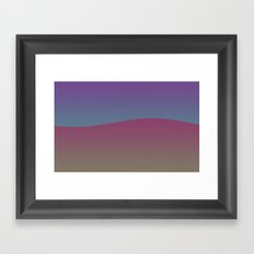Another Wave Framed Art Print