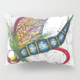 Mayfly Madness Pillow Sham