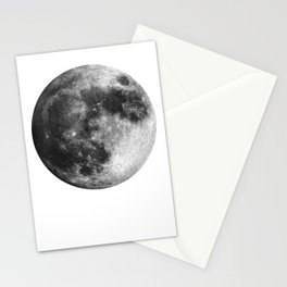 Love You to the Moon and Back | Moon | Night Sky Stationery Cards