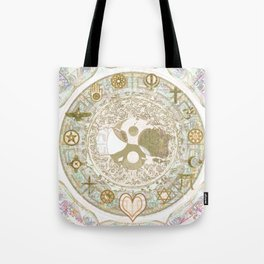 Let Love Be the Foundation Tote Bag