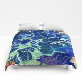 Sea Pulsar 2 Comforters