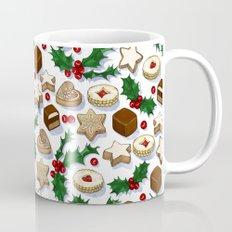 Christmas Treats and Cookies Mug