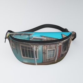 Western Town Fanny Pack