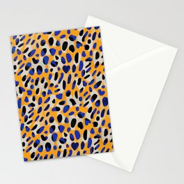 Lucky Leopard Stationery Cards