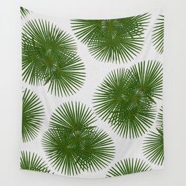 Fan Palm, Tropical Decor Wall Tapestry