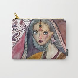 Sari Carry-All Pouch