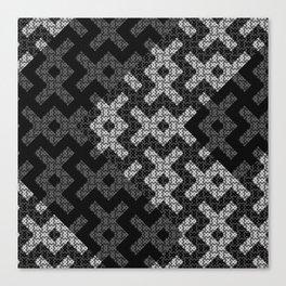 Swazi pattern 01 Canvas Print