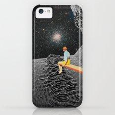 unknown pleasures to Infinity iPhone 5c Slim Case