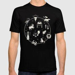 Strange Fortunes: Midnight T-shirt