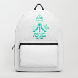 Neon Player One Backpack