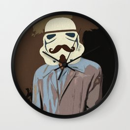 Proper Stormtrooper Wall Clock