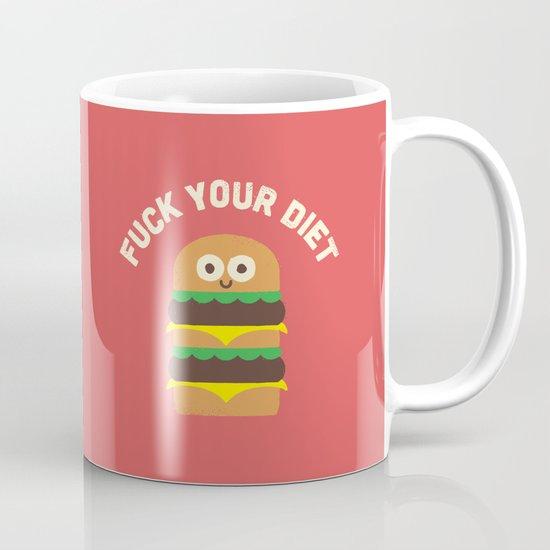 Discounting Calories Mug