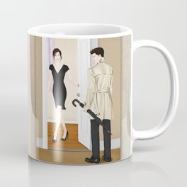 the steaks are at stake Coffee Mug
