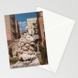 Elizabeth Street Garden IV Stationery Cards
