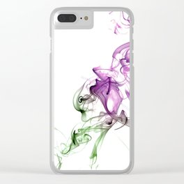 Smoke 3 Clear iPhone Case