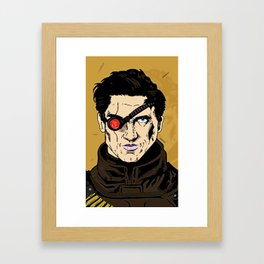 Deadshot Framed Art Print