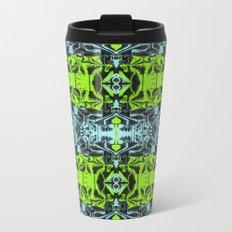 Style Mesh Metal Travel Mug
