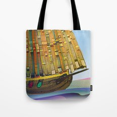 Sailing to the Summer Tote Bag