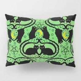 Mooncats Pillow Sham