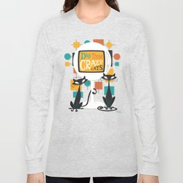 Dig Those Crazy Cats Long Sleeve T-shirt