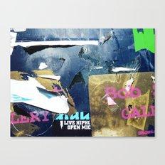 Urban Abstract 46 Canvas Print