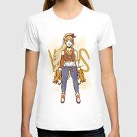 sailor venus T-shirts featuring Sailor Moon Gang: Venus by asieybarbie