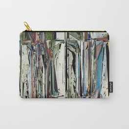 Abstract Piano Keys Carry-All Pouch
