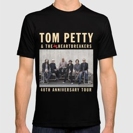 tom petty & the heartbreakers tour 2017 - 01 T-shirt