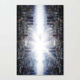 The Drop Canvas Print