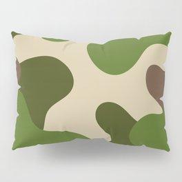 Camouflage Pattern (Camo) Pillow Sham